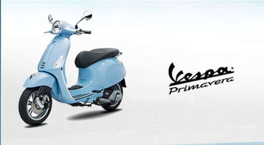 Primavera 125 IGET Limited Edition