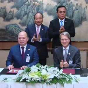 Ký Hợp tác Đầu tư dự án Điện mặt trời tại Tây Ninh