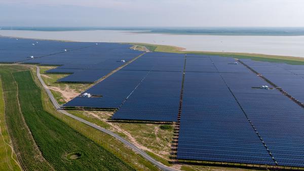 Tổ hợp Nhà máy điện Mặt trời Dầu Tiếng 1,2,3.