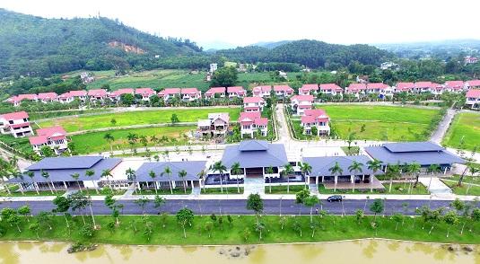 Luxury Villas Green Villas